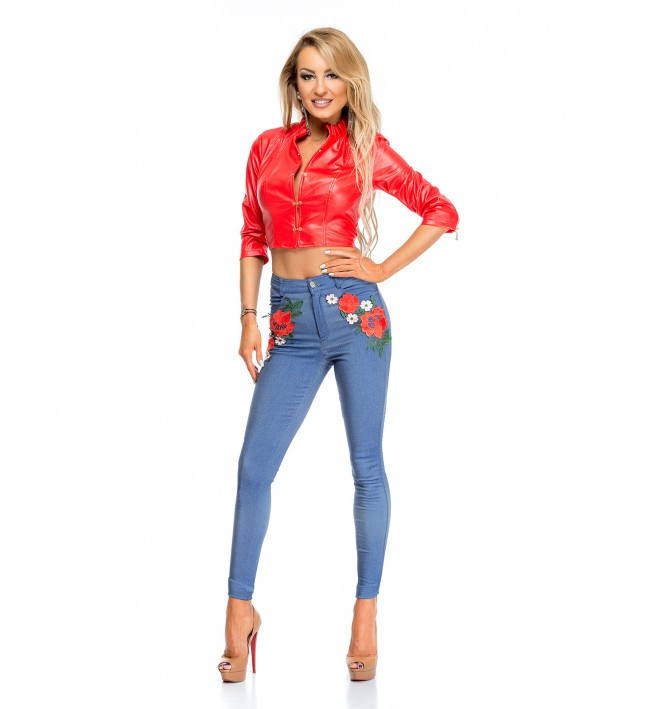 Pantaloni 17066